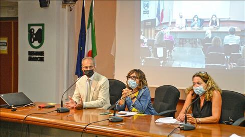Il progetto MoviS, vincitore del bando della Regione Marche.