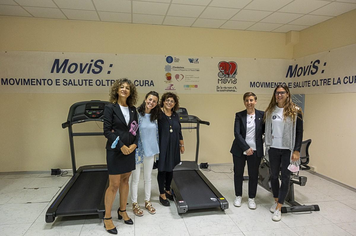 La nuova palestra targata MoviS a Urbino